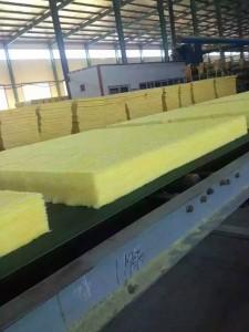 玻璃棉板属于玻璃纤维中的一个类别