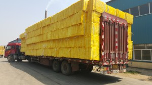 玻璃棉板厂家发展新途径
